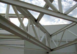Ocelová konstrukce Modletice